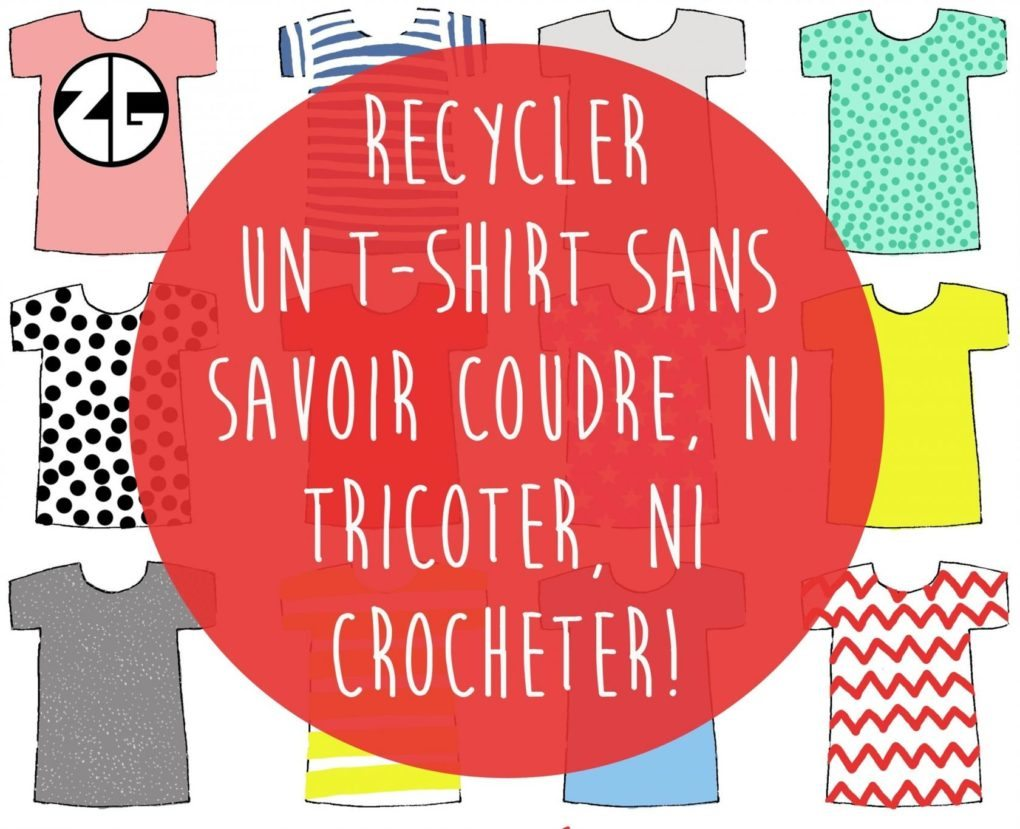 Atelier recyclage de tee-shirts Taulé