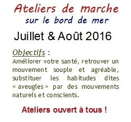 Ateliers de marche Bayeux