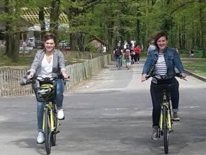 Balade commentée en vélos électriques Sillé-le-Guillaume