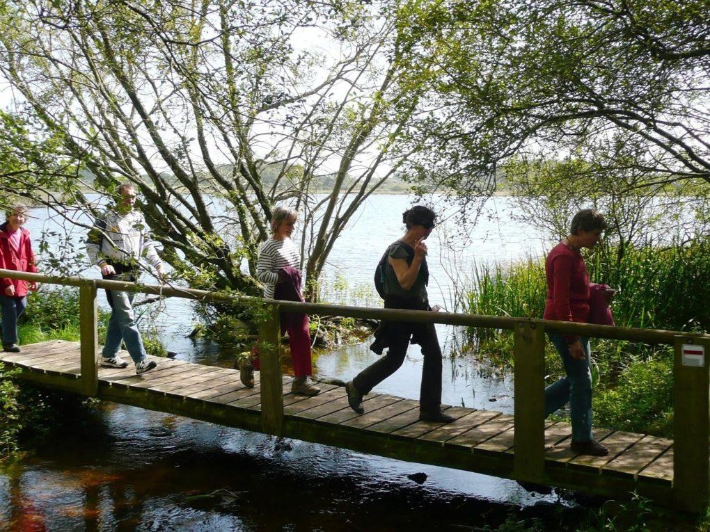Balade guidée de l'étang Mahalon