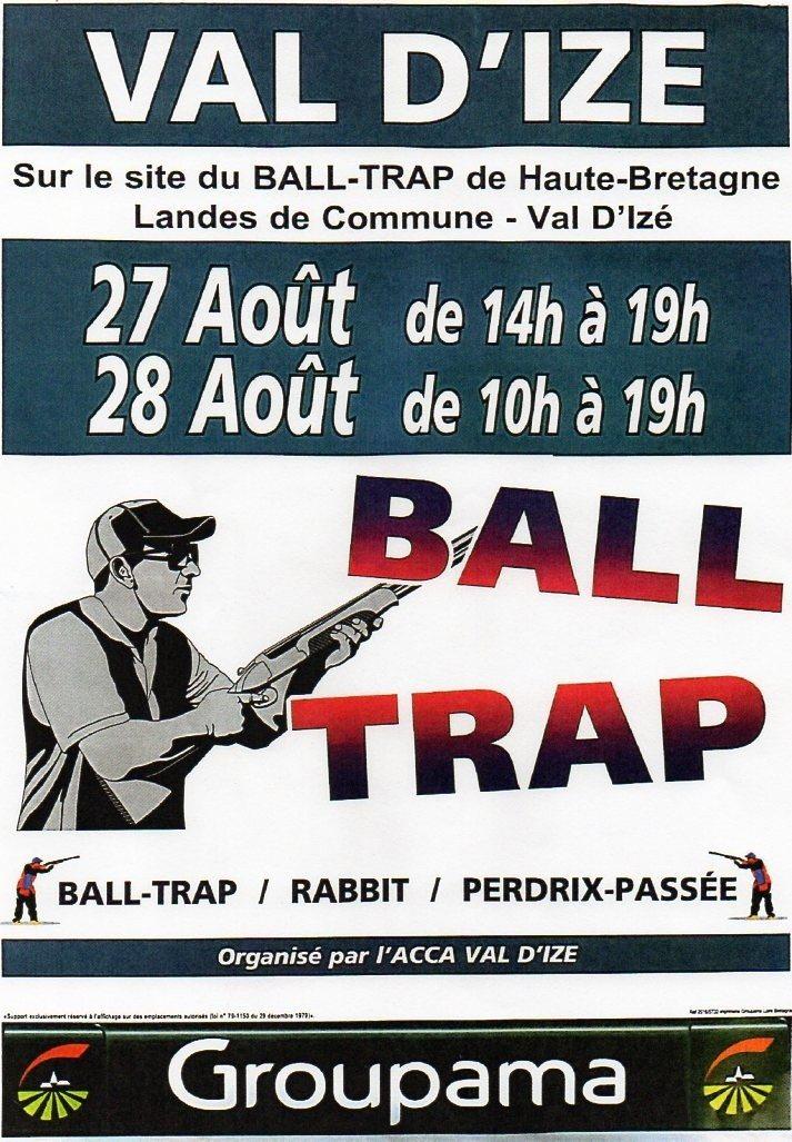 Ball-trap amateur Val-d'Izé