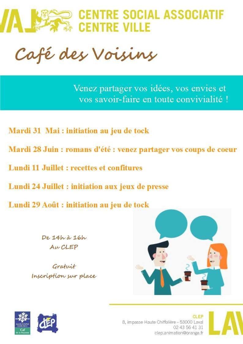 Café des Voisins Laval