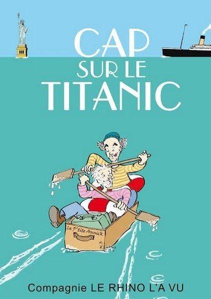 Cap sur le Titanic : croisière théâtralisée Cherbourg-en-Cotentin