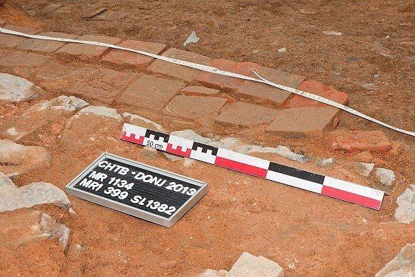 Carnets de fouilles Châteaubriant
