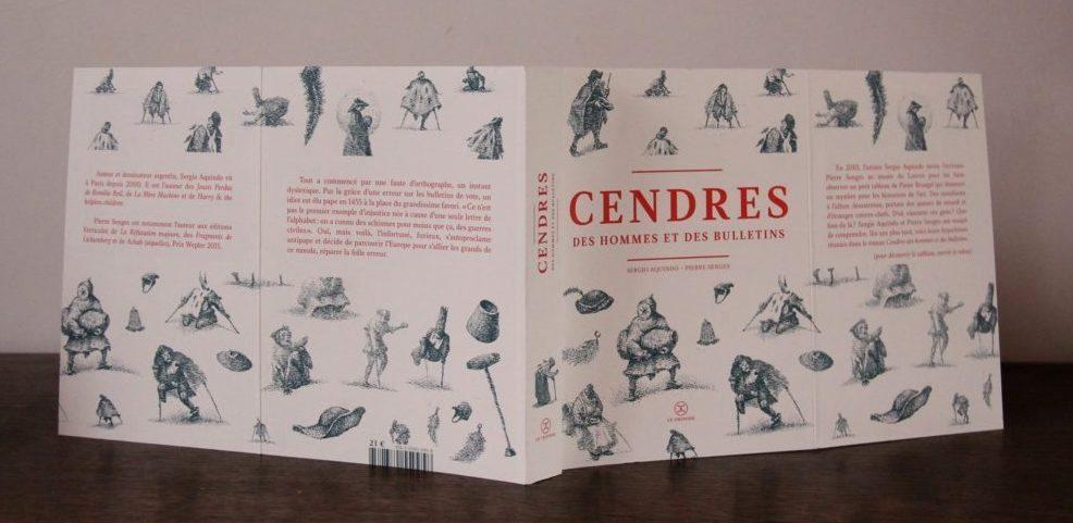 Cendres Pierre Senges