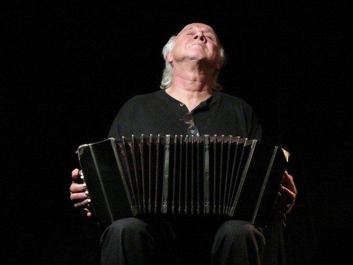 César Stroscio et Le Trio Esquina - Tango - Bandonéon Rennes