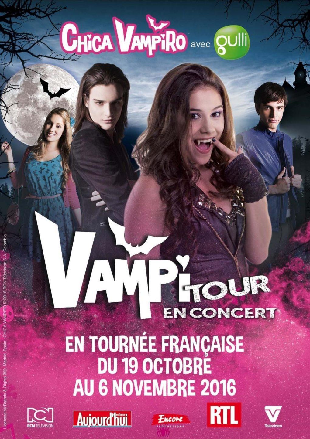 Chica Vampiro Nantes