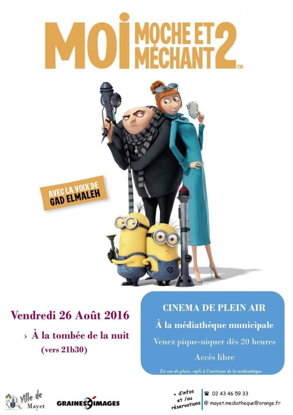 Cinéma Mayet