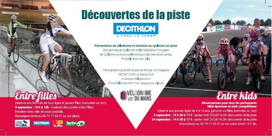 Comité départemental de cyclisme de la Sarthe Le Mans