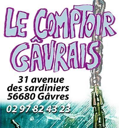 Comptoir Gâvrais Gâvres