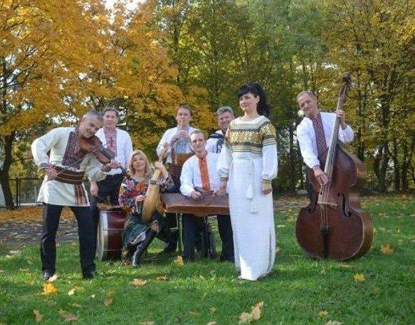 Concert de musique slave Séné