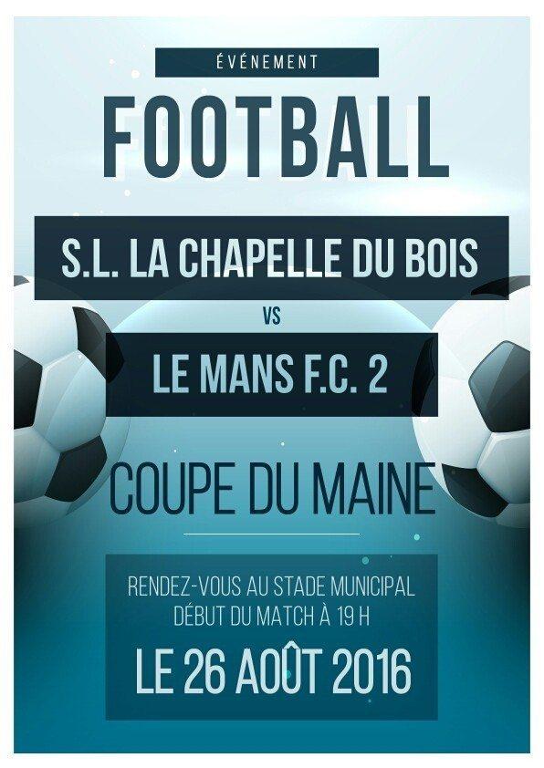 Coupe du Maine La Chapelle-du-Bois