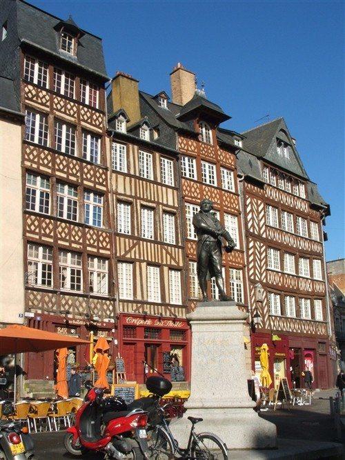 Découvrir Rennes en flânant Rennes