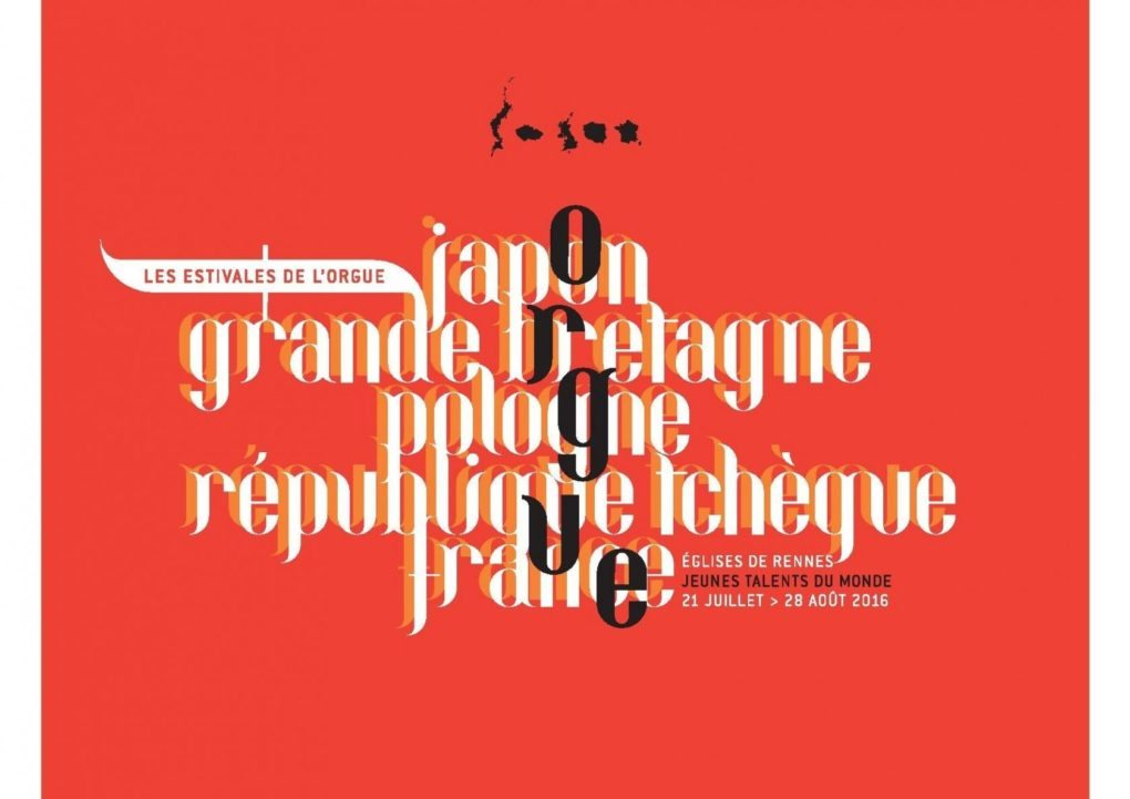 Dimanche à Rennes : Estivales de l'orgue Rennes