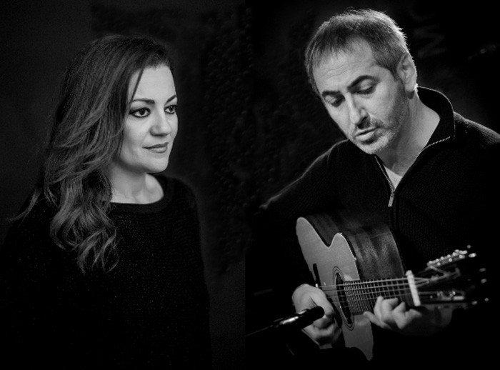 Dorsaf Hamdani & Lucien Zerrad Trio bassin méditerranéen Rennes