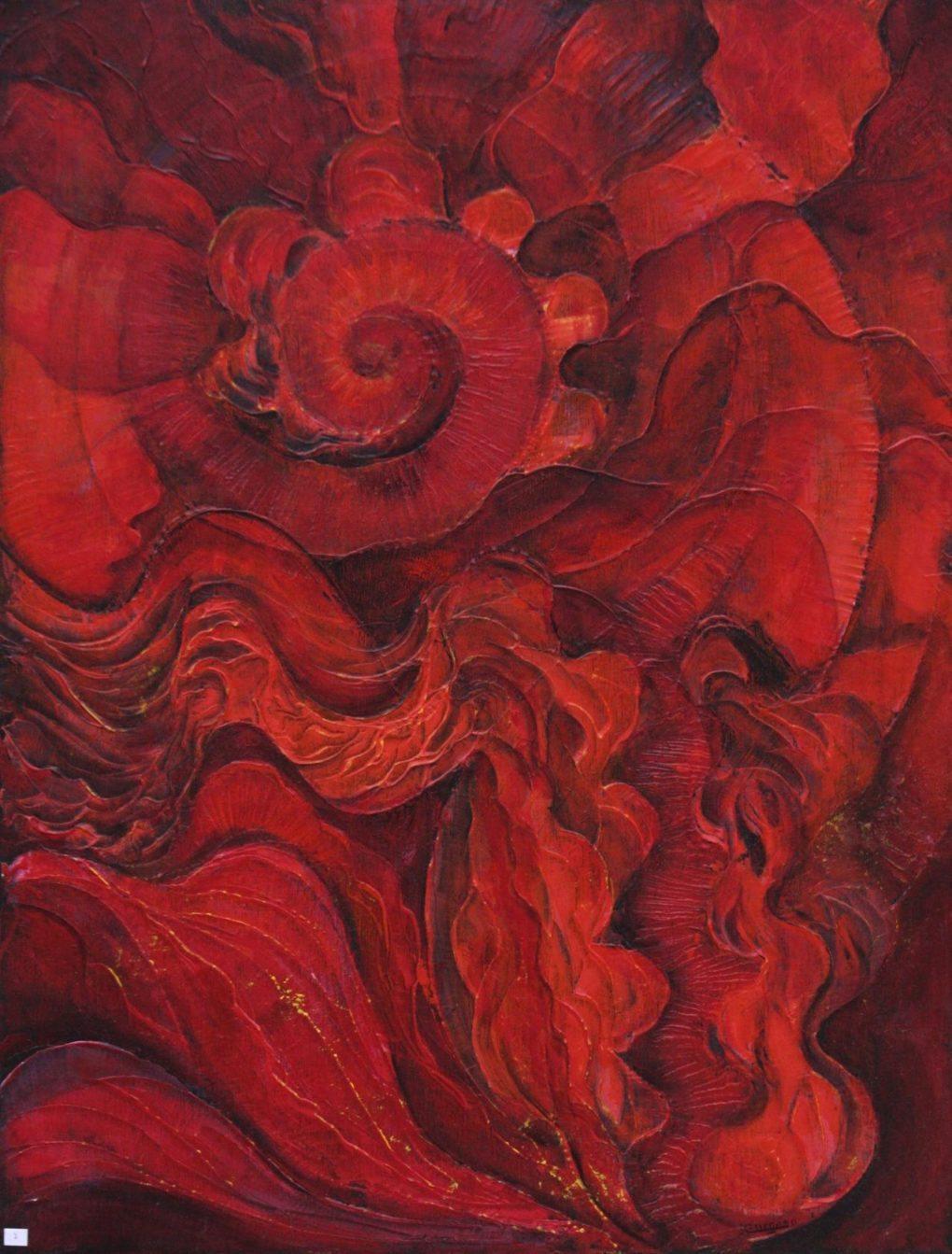 Ellegée rouge passions Erquy