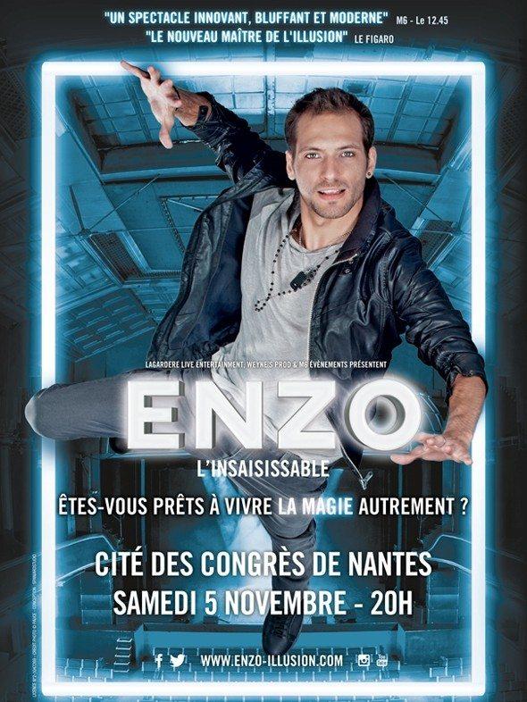 Enzo l'insaisissable Nantes