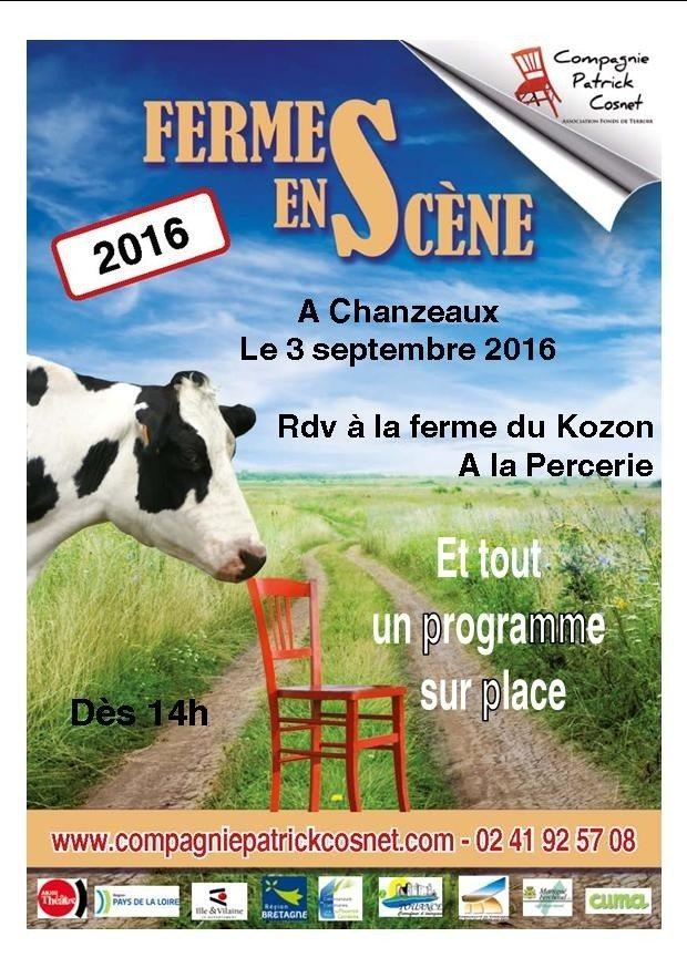 Festival de Fermes en scène Chemillé-en-Anjou