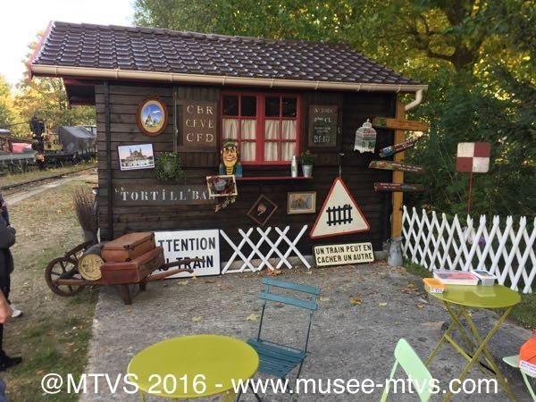 Festival Vapeur 2016 Butry-sur-Oise