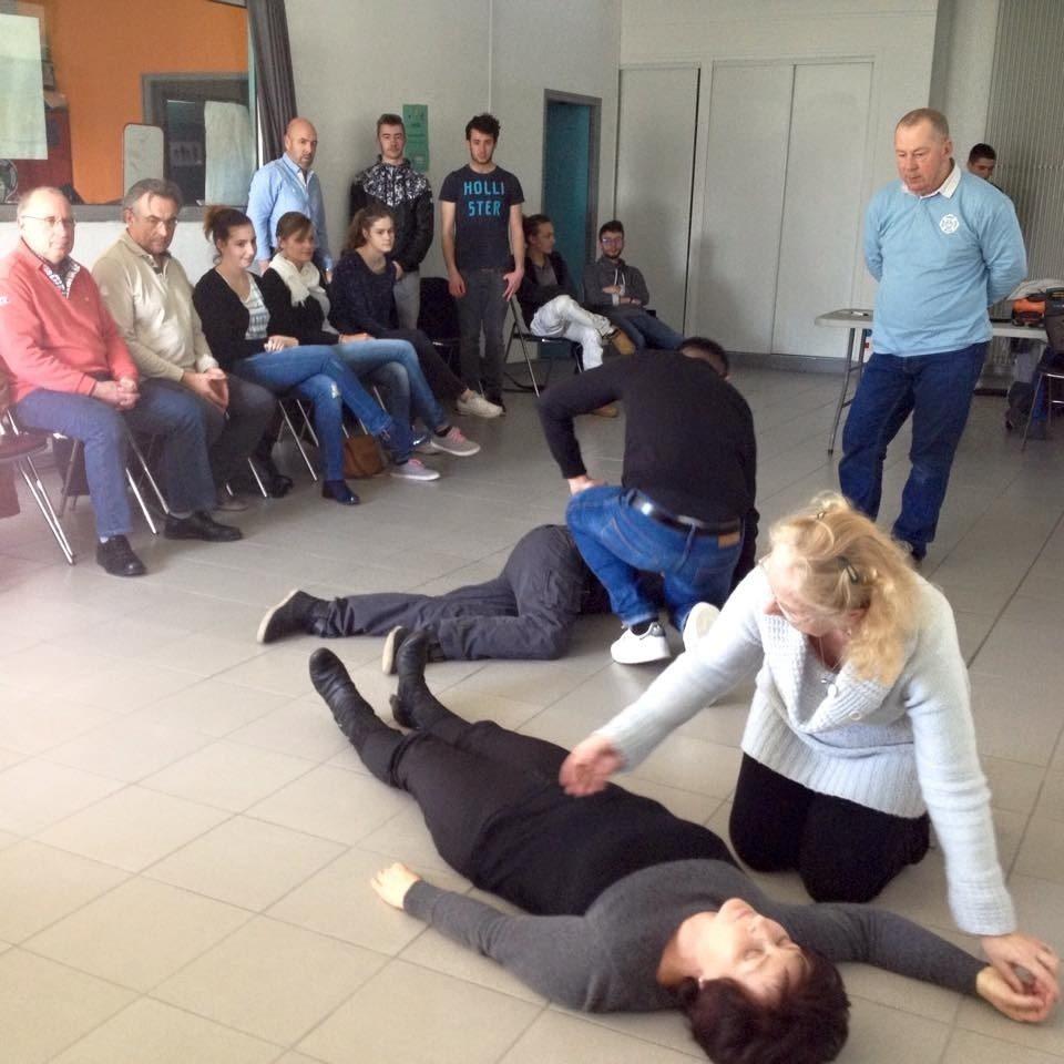 Formation aux gestes de premier secours PSC1 Dinard