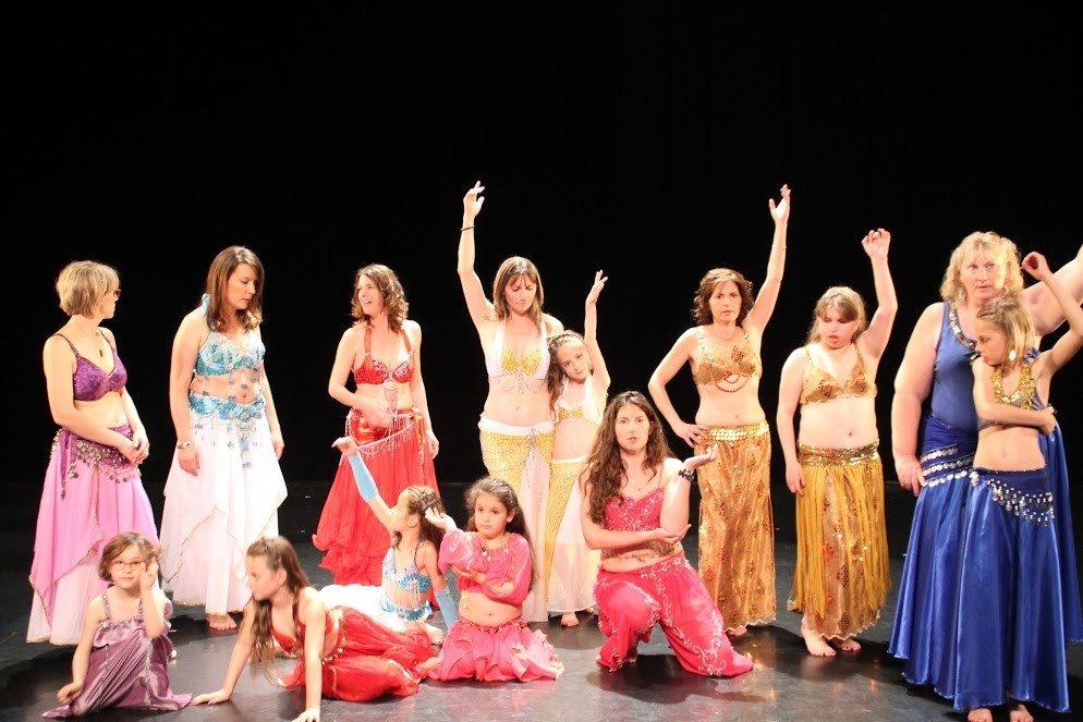 Forum des associations Retrouver la danse orientale Olonne-sur-Mer