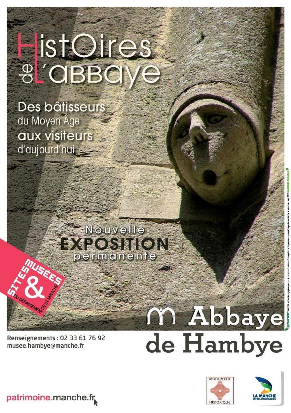 Histoires de l'abbaye de Hambye Hambye