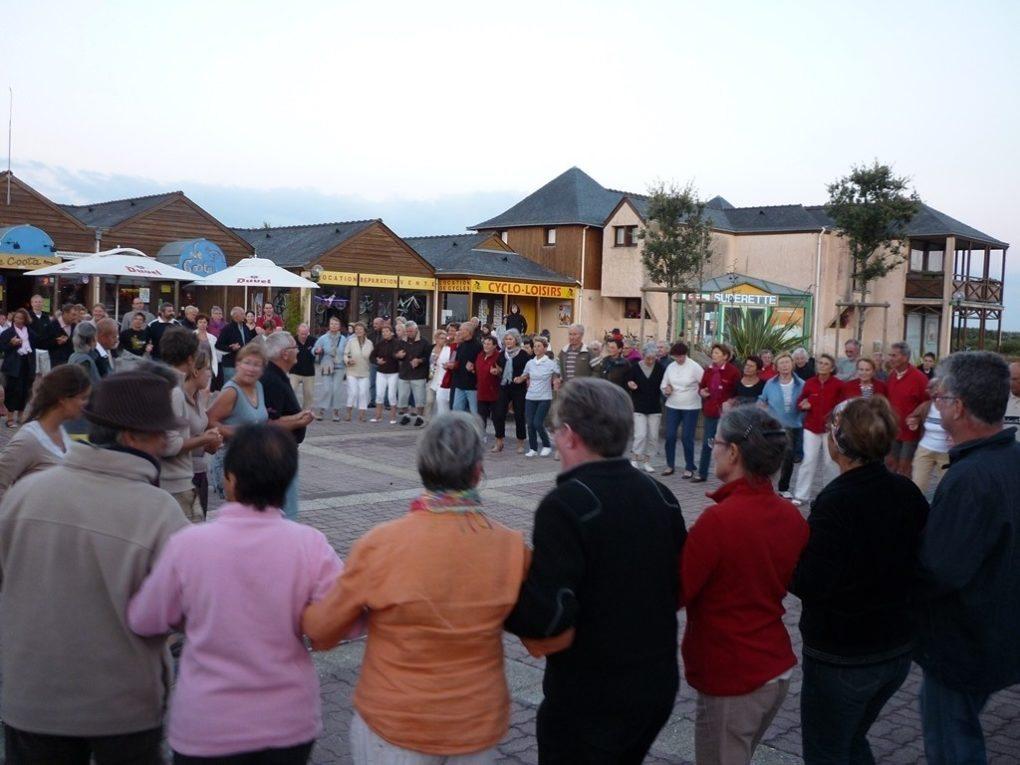 Initiation à la danse bretonne Erdeven
