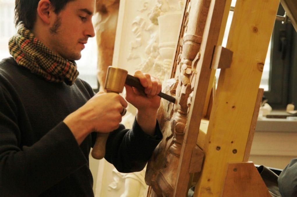 Initiation à la sculpture sur bois Mauges-sur-Loire