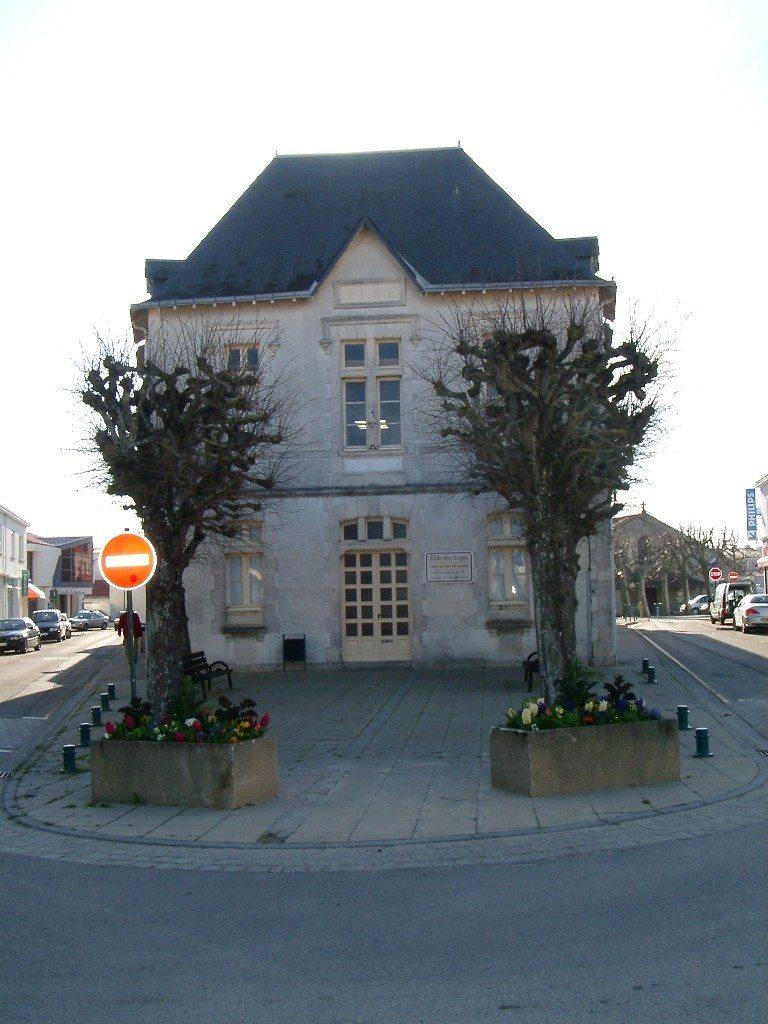 Inscription au club des Sages Saint-Jean-de-Monts