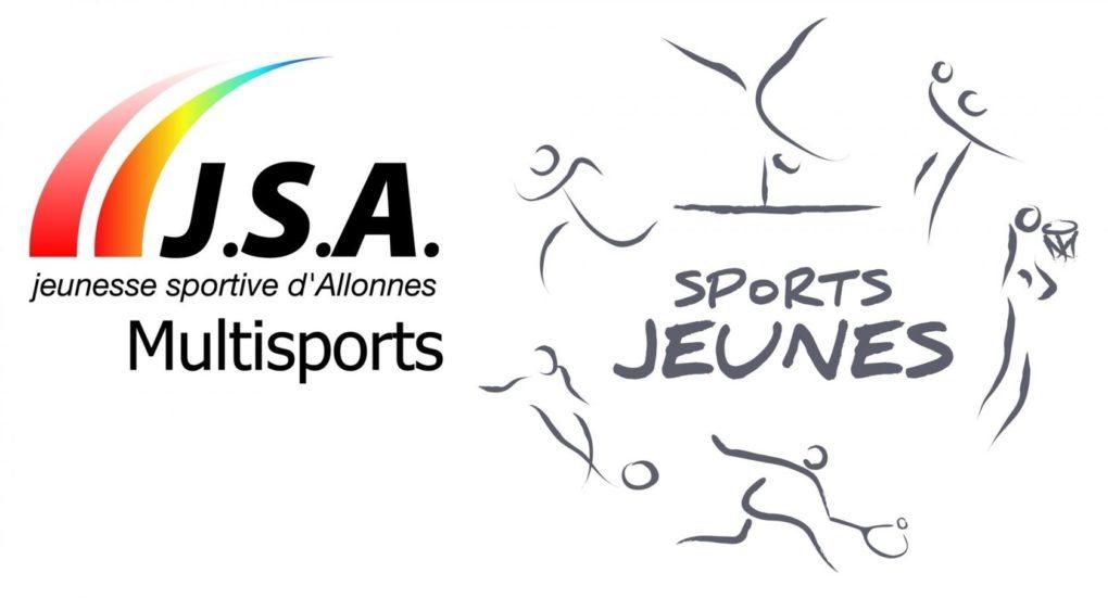 Inscriptions JSA, sports jeunes Allonnes