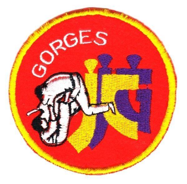 Inscriptions judo/taïso Gorges