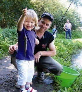 Je pêche mon premier poisson Jugon-les-Lacs-Commune nouvelle
