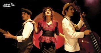 Jour de fête : Cabaret swing Bouguenais
