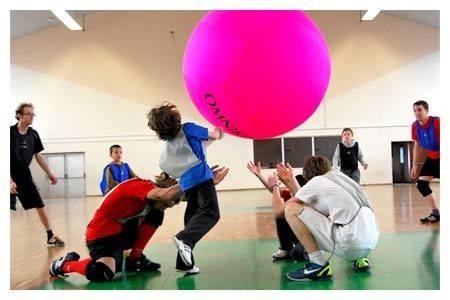 Journée sports collectifs Sainte-Gemmes-sur-Loire