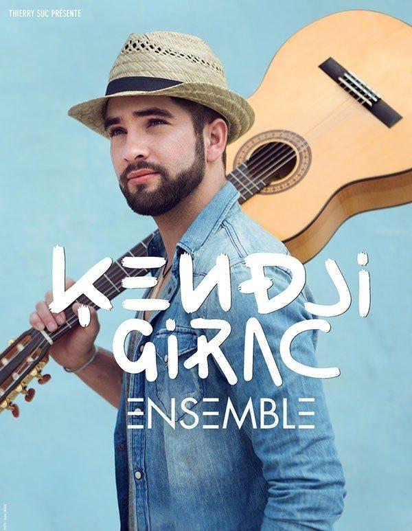 Kendji Girac Tours