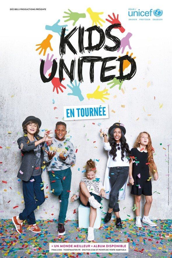 Kids United Saint-Herblain