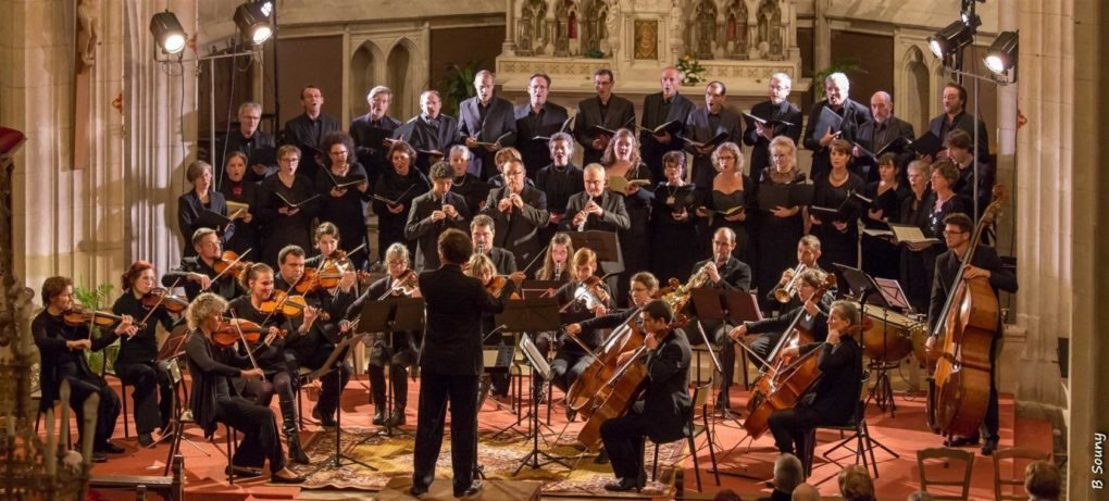 L'Ensemble Erwin List chœur et orchestre en concert Château-d'Olonne
