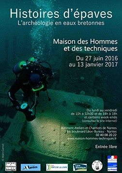 La découverte du sous-marin U171 Nantes
