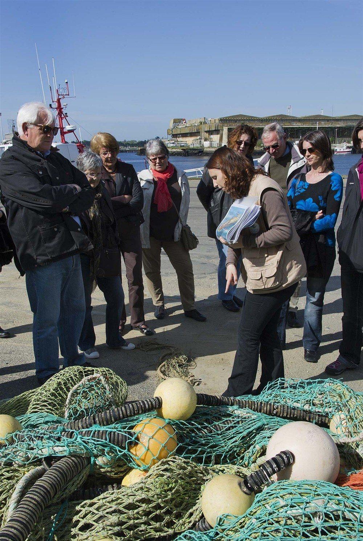 La marée du jour : le port de pêche de Keroman Lorient