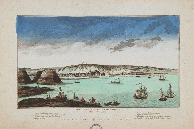 La venue de Louis-XVI à Cherbourg Cherbourg-en-Cotentin