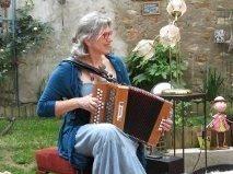 Le jardin poétique de Sara Do Sablé-sur-Sarthe