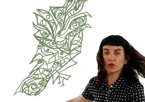 Lecture-performance de Cécile Richard au Pass'temps Malestroit