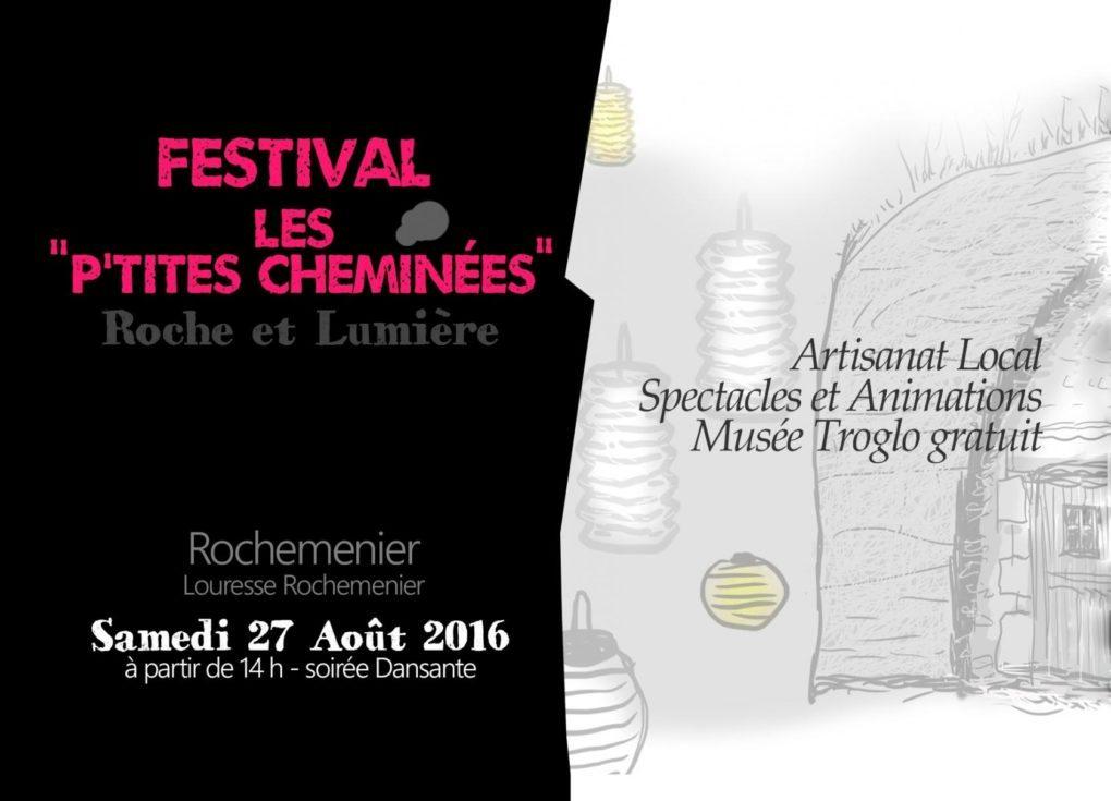 Les P'tites Cheminées, artisanat local, spectacles et animations Louresse-Rochemenier