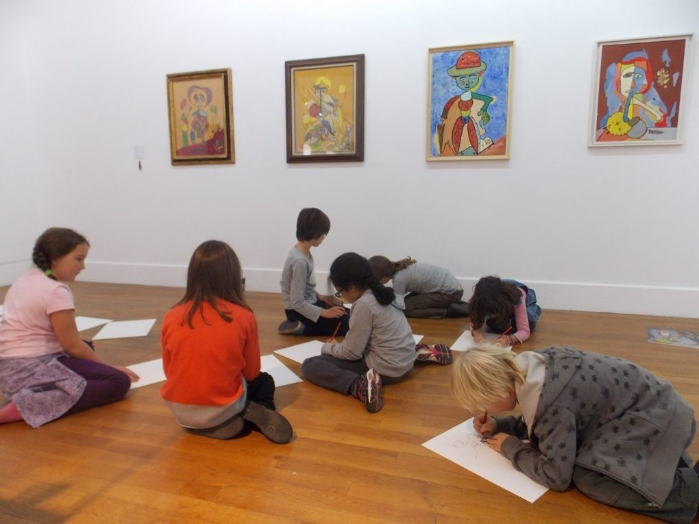 Les vacances au musée Les Sables-d'Olonne