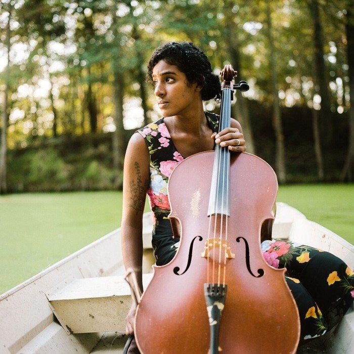 Leyla McCalla blues folk Nouvelle Orléans Rennes