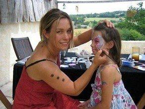Maquillage pour enfants Saint-Lyphard