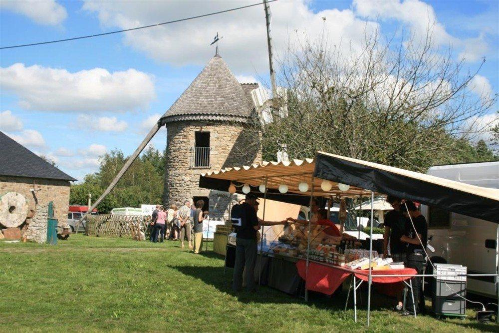 Marché festif de producteurs locaux au Moulin Neuf de Vigneux Vigneux-de-Bretagne