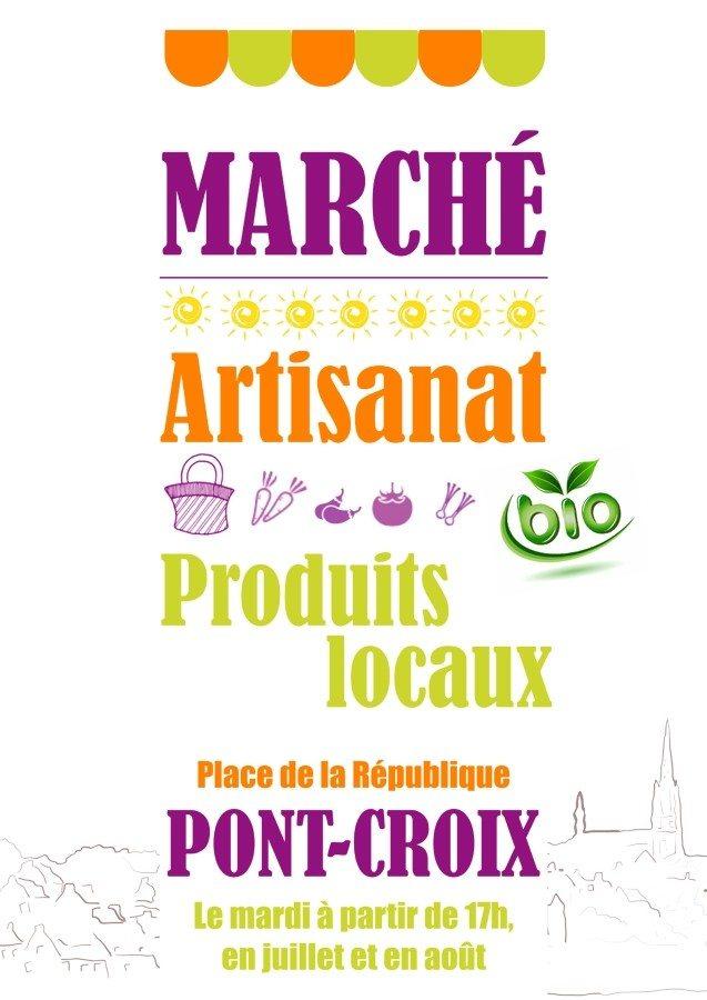 Marché Pont-Croix