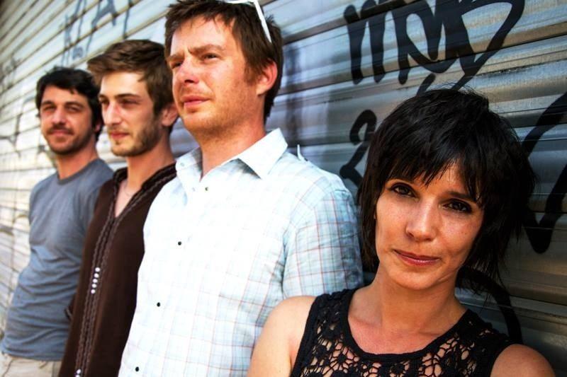 Marion Thomas quartet Rennes