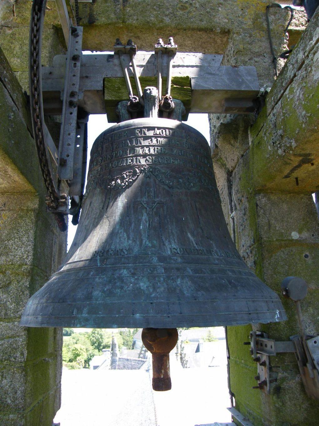 Montée au clocher Pleyben
